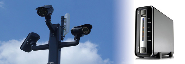 IP Camera, Network Recorder and Video Analytics